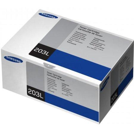 Samsung Eco cartridge MLT D203L Черный, Картридж лазерный, Тонер-картридж, Стандартная, нет