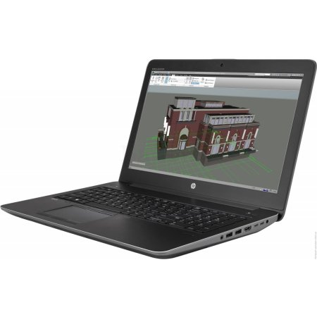 "HP ZBook 15 G3 T7V55EA 15.6"", Intel Core i7, 8Гб RAM, 256Гб, Windows 10, Wi-Fi, Bluetooth, DVD нет"