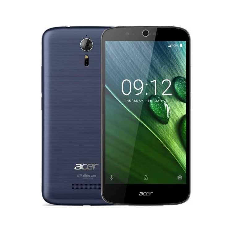 Acer Liquid Zest Plus Z628 Темно-синий