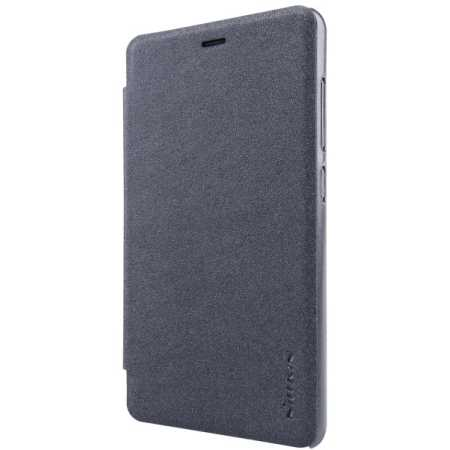 Nillkin Sparkle Leather Case для Xiaomi Redmi 3 чехол-книжка, пластик, Черный