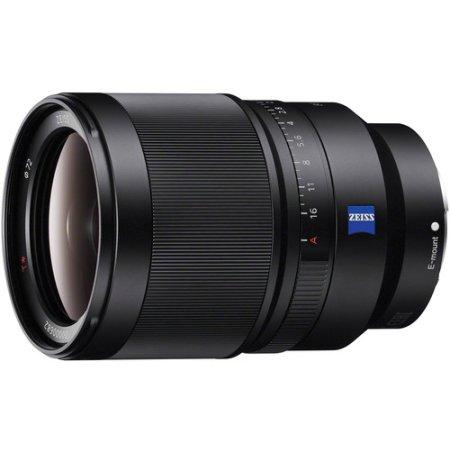 Sony Distagon T* FE 35mm f/1.4 ZA Широкоугольный, Sony E, Совместимость с полнокадровыми фотоаппаратами