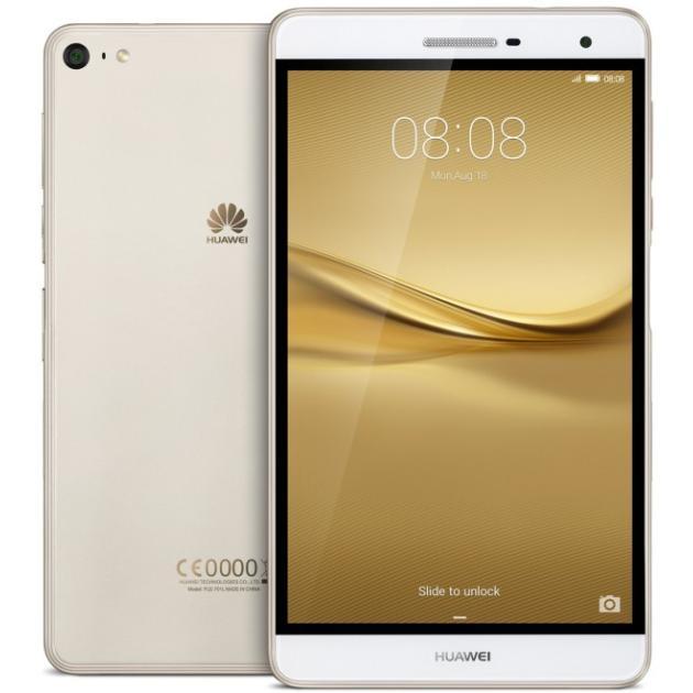 """Huawei Mediapad T2 Pro, 7"""", 16Gb, Wi-Fi+3G/LTE Золотой, PLE-701L"""