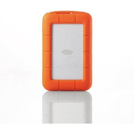 SSD LaCie Rugged Thunderbolt 500, Оранжевый