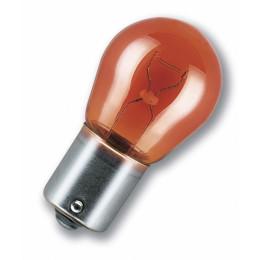 Лампа накаливания OSRAM PY21W Original 12V 21W, 2шт.,7507-02B