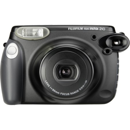 Фотокамера моментальной печати Fujifilm Instax Wide 210 Black