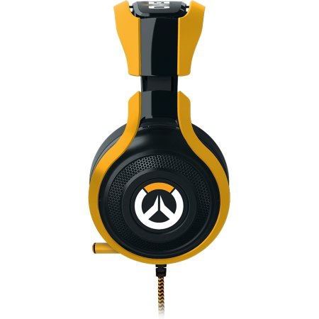 RAZER ManO'War Tournament, Overwatch Желтый