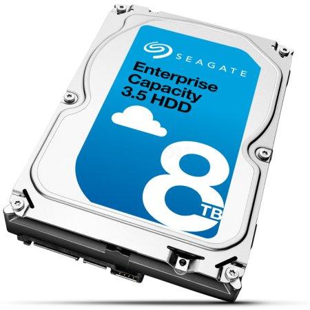 Seagate Enterprise Capacity 3.5 HDD ST4000NM0024 4 ТбTb 8000Гб