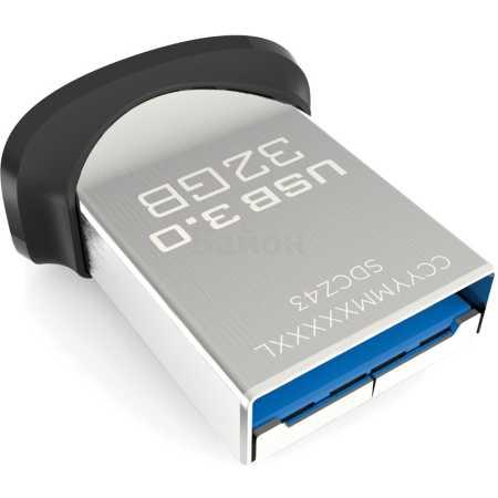 Sandisk Ultra Fit SDCZ43-032G-GAM46