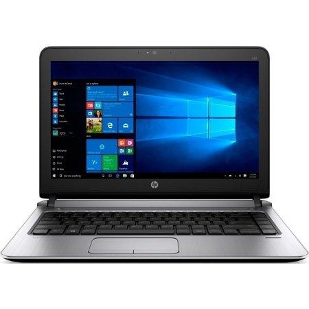 """HP ProBook 440 G3 W4N88EA 14"""", Intel Core i5, 2300МГц, 4Гб RAM, DVD нет, 128Гб, Windows 7, Windows 10, Серый, Wi-Fi, Bluetooth"""