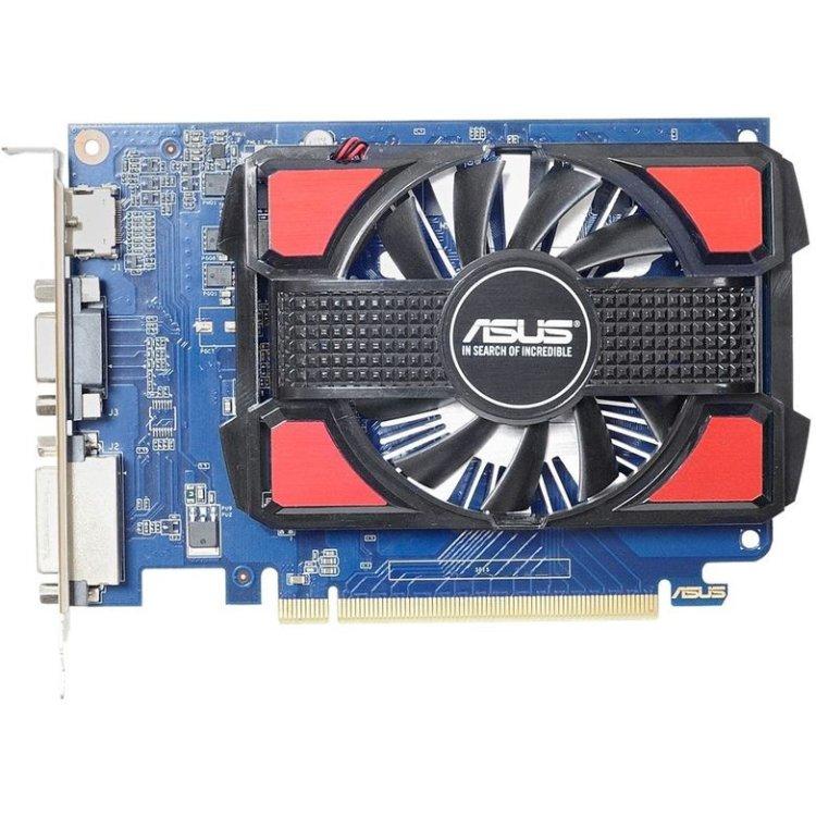 Asus GeForce GT 700 Series 2048Мб, PCI-E 2.0