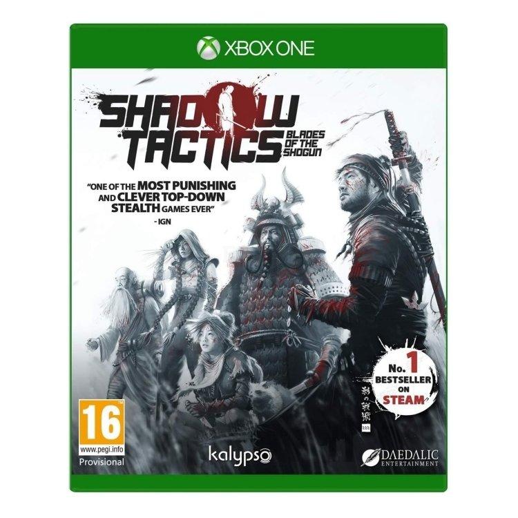 Shadow Tactics: Blades of the Shogun Xbox One, стандартное издание, Английский язык