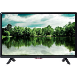 LG Commercial TV 28''  HD,Tuner DVB-T2/C/S2,Hotel Mode,50 Hz,Remote Controller, Power Cable, Manual