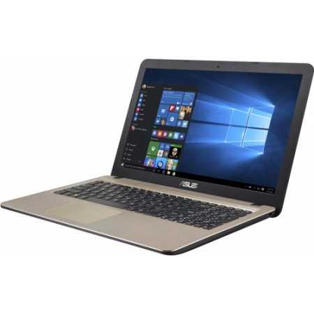 "Asus VivoBook X540SA-XX004T 15.6"", Intel Celeron, 1600МГц, 4Гб RAM, 500Гб, Черный, Wi-Fi, Windows 10, Bluetooth"