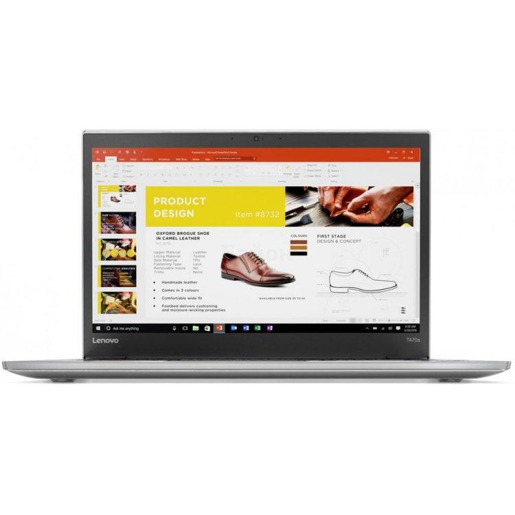 Lenovo ThinkPad T470s Серебристый