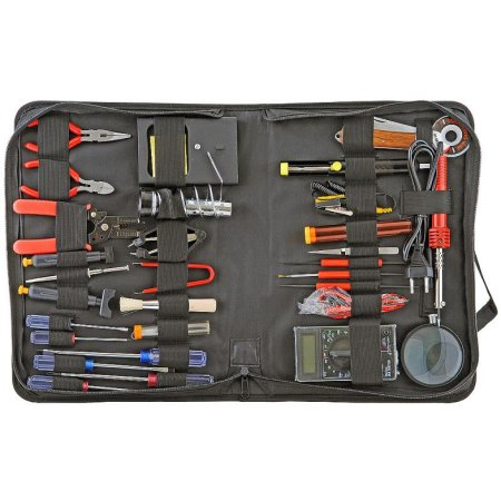 Набор инструментов TK-SOLDER (28 предметов, Cablexpert/Gembird)