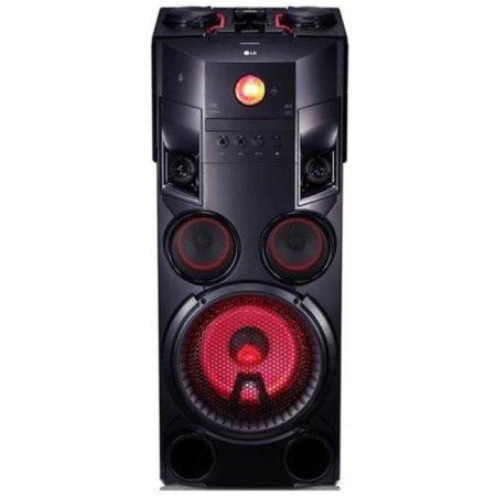 LG OM6560 AM, FM, 2.1, минисистема