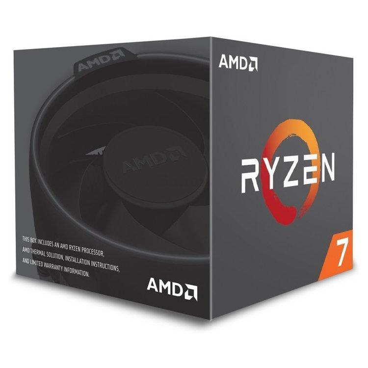 AMD Ryzen 7 1700 AM4, L3 16384Kb