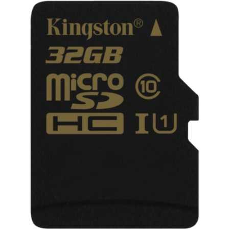 Kingston Ultimate microSDHC, 32Гб, Class 10