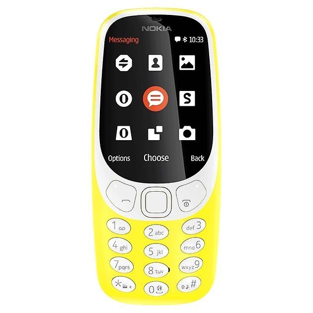 Nokia 3310 Желтый