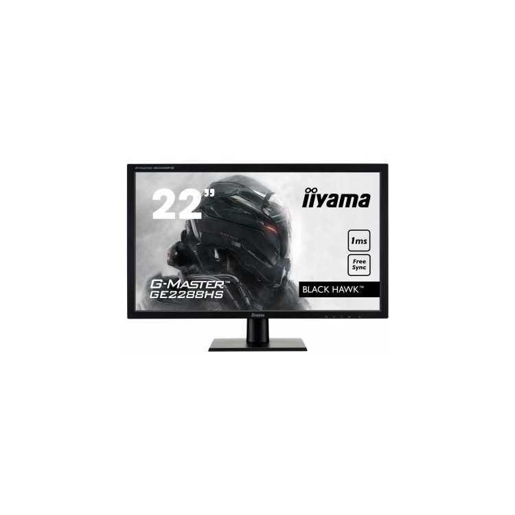 """Iiyama G-MASTER GE2288HS-B1 21.5"""", TFT TN, 1920x1080, Full HD, HDMI, DVI"""