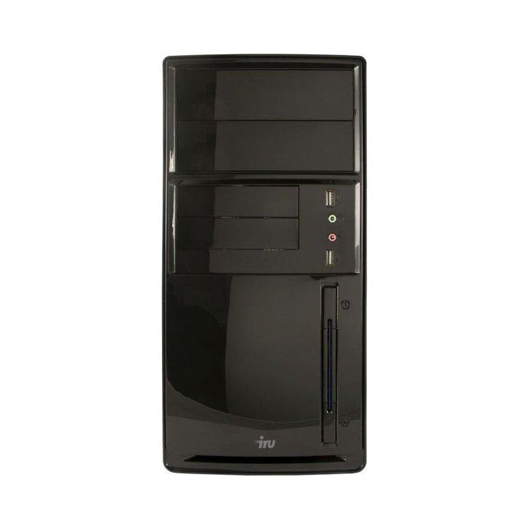 iRU City 319 Intel Pentium, 3300МГц, 4Гб RAM, 500Гб, DOS