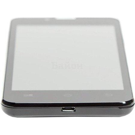 4GOOD S501m 4Гб, Черный, Dual SIM, 3G