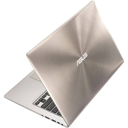 "Asus Zenbook UX303UA-R4260T 13.3"", Intel Core i3, 2300МГц, 6Гб RAM, DVD нет, 256Гб, Коричневый, Wi-Fi, Windows 10, Bluetooth"