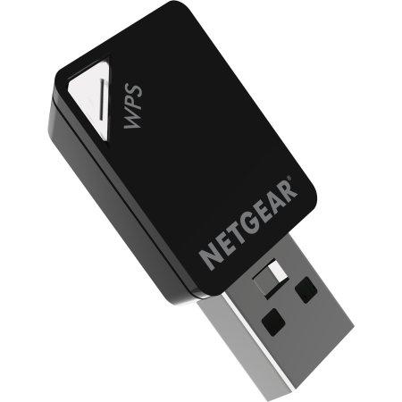 Netgear A6100 Черный, 150Мбит/с, 5, 2.4