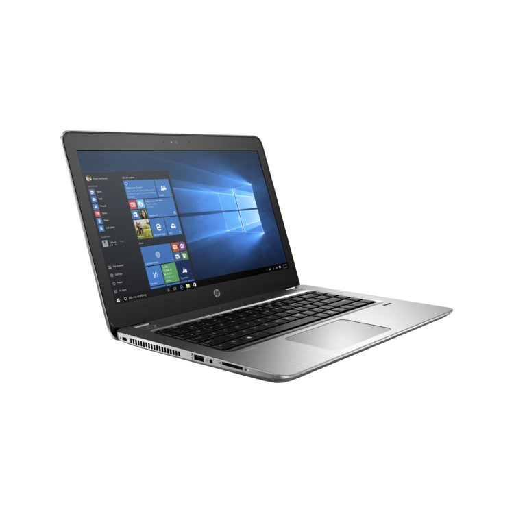 "HP ProBook 440 G4 14"", Intel Core i5, 2500МГц, 8Гб RAM, DVD нет, 256Гб, Wi-Fi, Windows 10 Pro, Bluetooth"