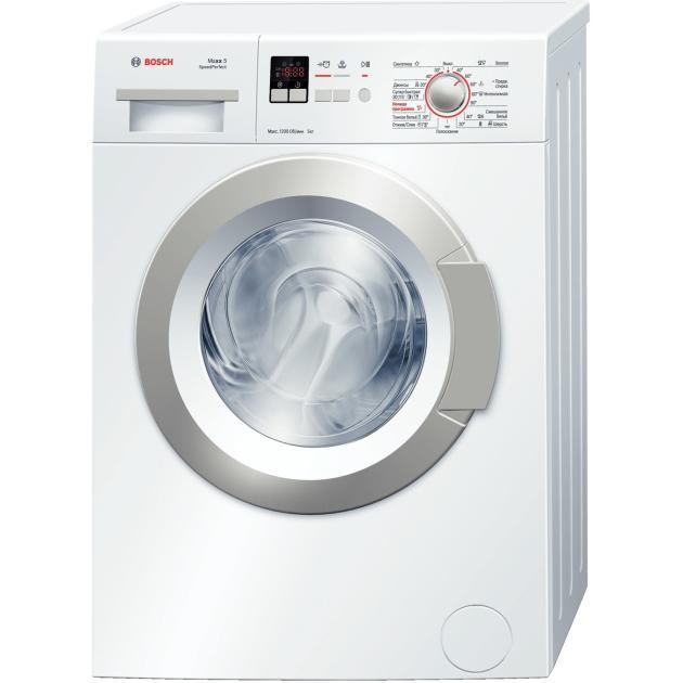 Bosch WLG 24160 Белый, 5кг