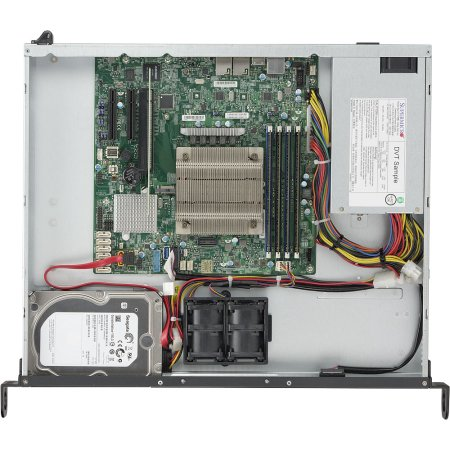 Supermicro SYS-5019S-ML LGA1151, расширенный ATX, 1U