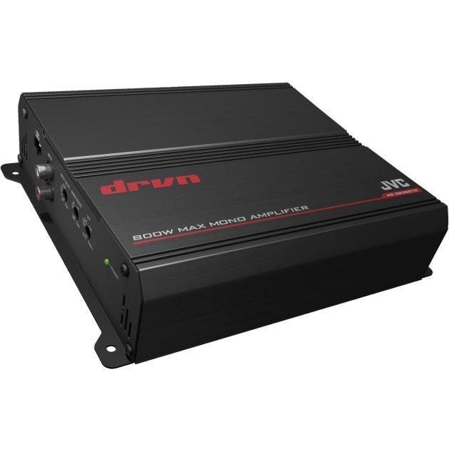 Усилитель автомобильный JVC KS-DR3001D одноканальный