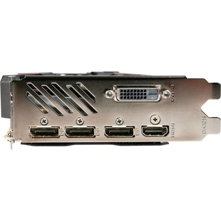 Gigabyte GeForce GTX 1080 Windforce OC 8G 8192Мб, GDDR5, 1657MHz, GV-N1080WF3OC-8GD GTX 1080 Windforce OC 8G - 8192Мб, GDDR5, 1657MHz, GV-N1080WF3OC-8GD