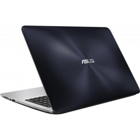 "Asus Vivobook X556UQ 15.6"", Intel Core i5, 2300МГц, 4Гб RAM, DVD-RW, 500Гб, Черный, Wi-Fi, Windows 10, Bluetooth"