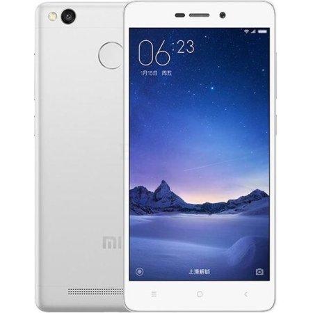 Xiaomi Redmi 3S 16Gb 16Гб, Серебристый, Dual SIM, 4G (LTE), 3G