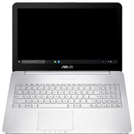 "Asus N752VX-GC230T 17.3"", Intel Core i7, 2600МГц, 16Гб RAM, 1256Гб, Серебристый, Windows 10"