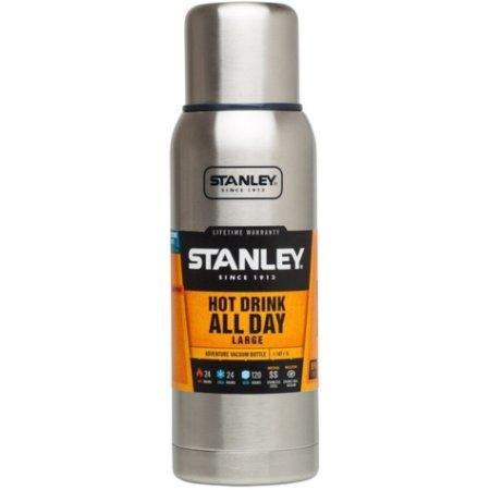Stanley Adventure 10-01562-017 Серебристый, Термос, 750мл