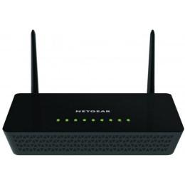 NetGear R6220-100PES Черный, 1167Мбит/с, 5, 2.4