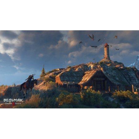Ведьмак 3: Дикая Охота. Издание Игра года Русский язык, Sony PlayStation 4, ролевая