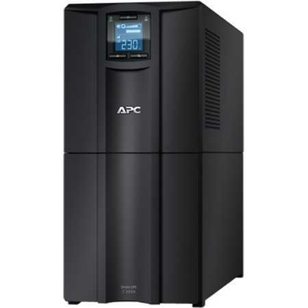 APC Smart-UPS C SMC3000I-W3Y