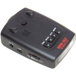 Sho-Me G-800 красная индикация дисплея