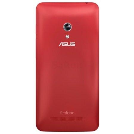 ASUS Zenfone 5 LTE A500KL 16Гб, Красный, 1 SIM, 4G (LTE), 3G