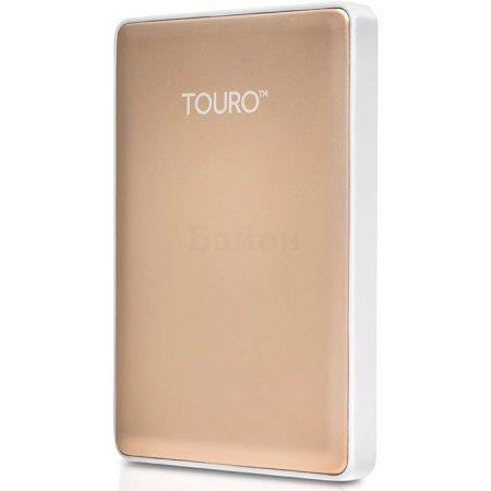 HGST HTOSEC5001BGB Touro S 500Gb, золотистый