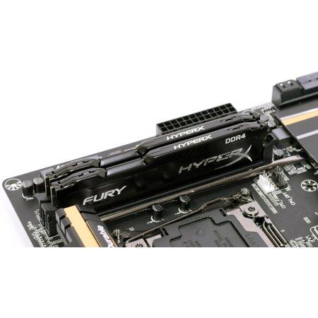 Kingston HX424C15FBK2/8 32Гб, РС-19200, 2400, DIMM