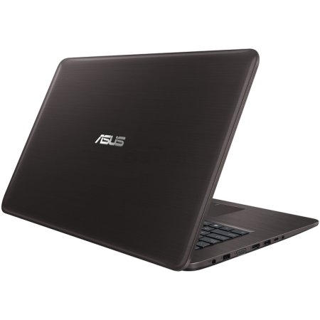 "Asus X756UV-TY043T 17.3"", Intel Core i5, 2300МГц, 4Гб RAM, DVD-RW, 1Тб, Коричневый, Wi-Fi, Windows 10, Bluetooth"