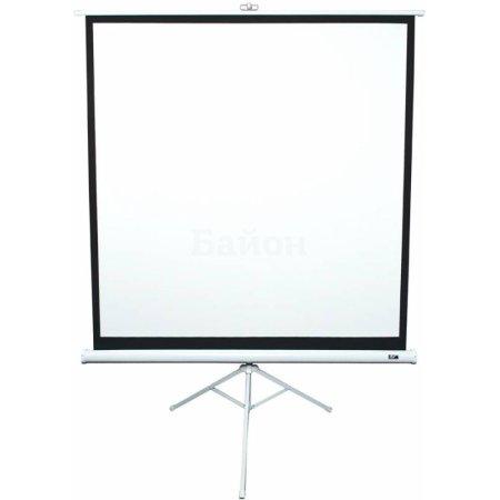 Экран на треноге Elite Screens 203x203см Tripod T113NWS1 1:1 напольный рулонный белый