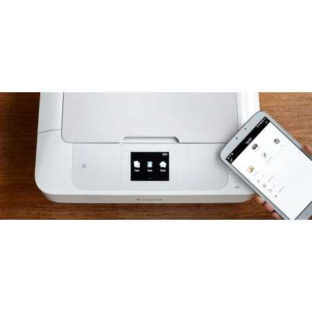 Canon PIXMA MG7740 Струйный, Белый, Цветная, А4