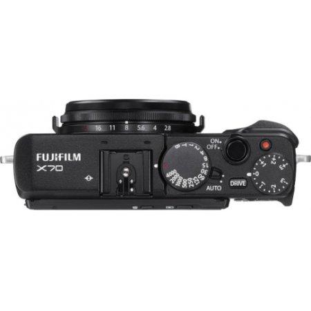 FujiFilm X70 черный