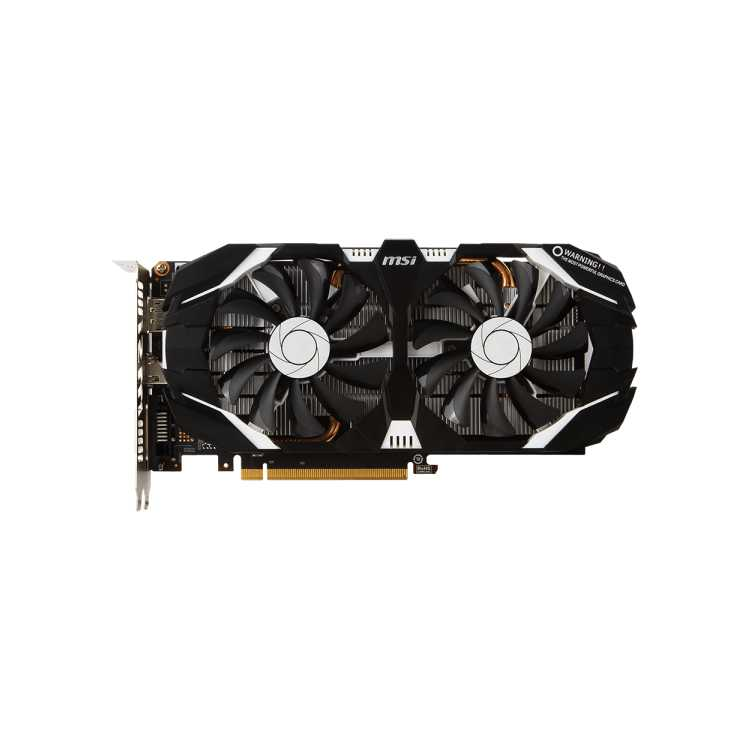 MSI NVIDIA GeForce GTX 1060
