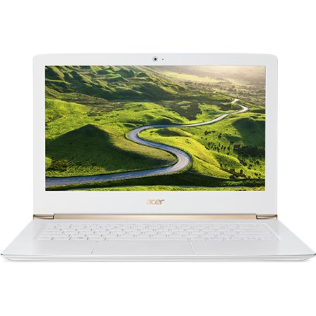 "Acer Aspire S5-371T-55B2 13.3"", Intel Core i5, 2300МГц, 8Гб RAM, DVD нет, 256Гб, Белый, Wi-Fi, Linux"